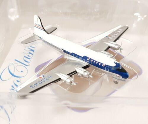 Douglas DC-4 United Air Lines N30043-1:400 Aero Classics AC696
