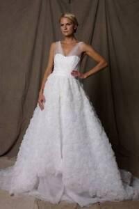 $4990 LELA ROSE Secret Garden Wedding Dress, 10 | eBay