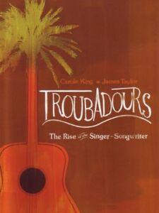 Carole-King-amp-James-Taylor-Live-In-Troubadours-DVD-Folk-Rock-Music-Brand-New