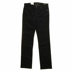 LAUREN-RALPH-LAUREN-NEW-Women-039-s-Washed-Black-Premier-Straight-Leg-Jeans-12-TEDO
