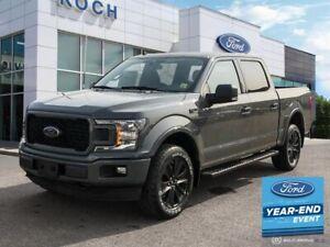 2020 Ford F 150 XLT