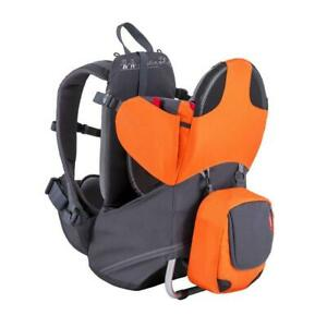 Phil-amp-Teds-Parade-Baby-Carrier-Orange-Grey-Suitable-From-6-Months