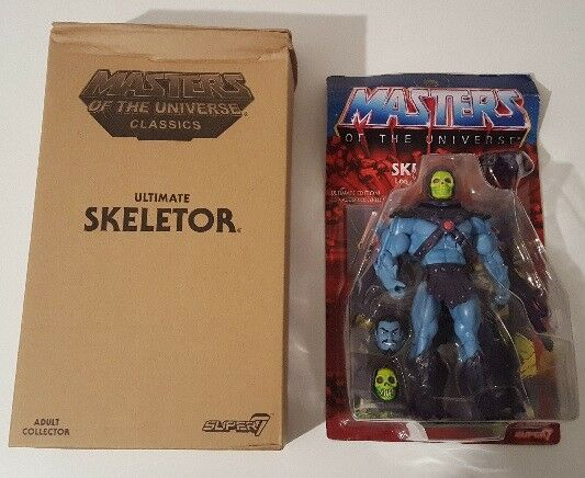 Ultimate Skeletor 2017 Auspacker   He uomo Masters Of The Universe classeics Motu