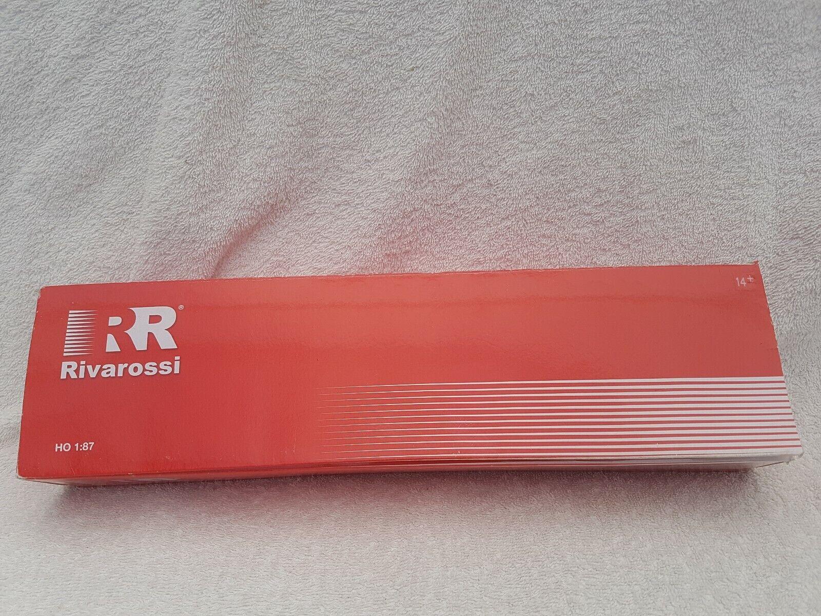 Rivarossi HR2050 DB classe 230 Diesel HO 1 87 DCC Digital suono System Excellent