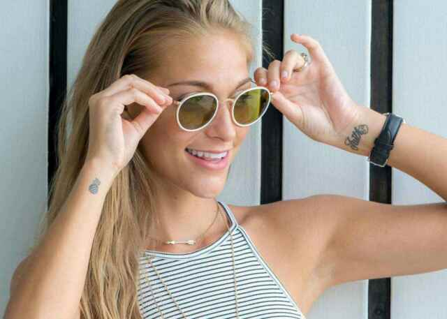 Fuse Lenses Non-Polarized Replacement Lenses for Warby Parker Begley