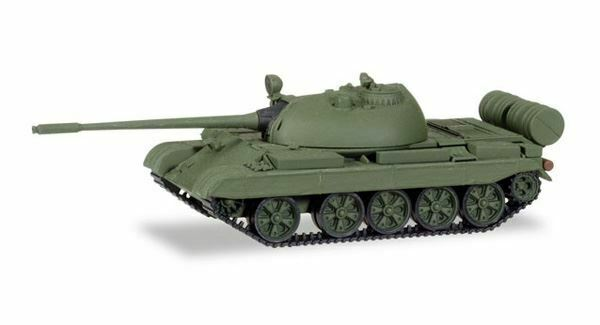 HERPA 1 87 SCALE T-55 T-55 T-55 AM MAIN BATTLE TANK MODEL   BN   746113 e93bcc