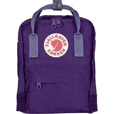 b814256473 Fjallraven Versatile Kanken Mini Backpack Waterproof F23561 Purple Violet