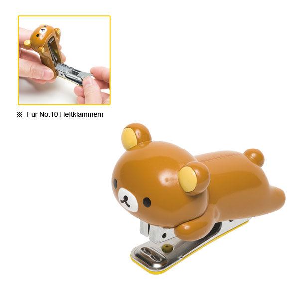 Rilakkuma San-X Tacker Hefter Heftgerät stapler Cute Kawaii