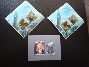 Um Al Qiwain - Briefmarke Y&t Nr. 58 59 X2 N Mnh Hd 1 De Gaulle Briefmarken Mittlerer Osten z18