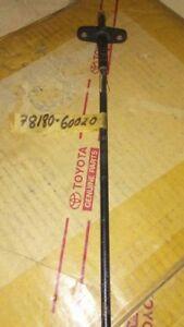 Accelerator Cable 69 Toyota Land Cruiser FJ40 FJ55 Long And Weber Carburetor