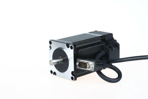 1PC Closed Loop NEMA23 Stepper Motor 4A 300oz.in 2.1N.m Encoder 1000 line CNC