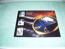 NHL BUFFALO SABRES 1993-1994 PICTORIAL CALENDAR