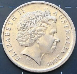 2006-AUSTRALIAN-5-CENT-COIN-OFF-CENTRE-RIM-ERROR-STRIKE-2