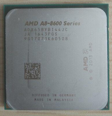 for AMD A8 8650 A8-8650 3.2GHZ Quad-Core CPU Processor AD865BYBI44JC Socket FM2