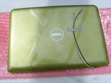 NEW Dell Inspiron Mini 10V CCFL Display Cover Panel Green Case LCD LID P093P