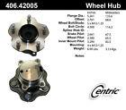 Wheel Bearing and Hub Assembly-C-TEK Standard Rear fits 07-12 Nissan Sentra
