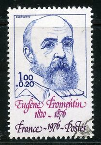 STAMP-TIMBRE-FRANCE-OBLITERE-N-1897-EUGENE-FROMENTIN