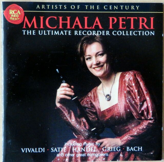 Michala Petri - The Ultimate Recorder Collection - 2 CDs