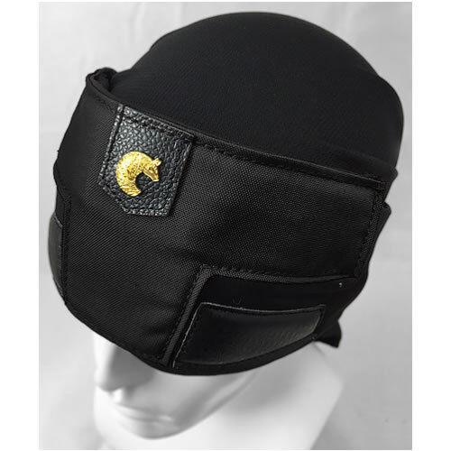 Paintball Black Armagillo Dreadwrap Headwrap