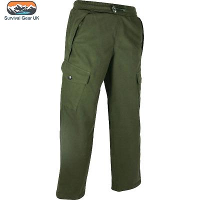 Jack Pyke Junior Trousers Green Kids Hunters Trousers Waterproof Hunt Fish
