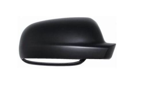 Seat Ibiza Mk3 1999-2002 Door Wing Mirror Cover Black O//S Drivers Side Right