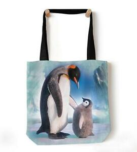 Bag Penguin Tote Penguin Tote Penguin Family Family Bag DH29IeWEY