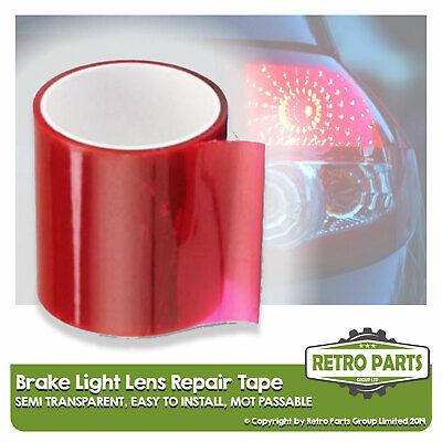 Red Rear Tail Lamp Fix Brake Light Lens Repair Tape for Mazda Demio