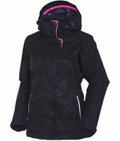 Womens Sunice Mosaic Insulated Ski/snowboard Jacket Size 8 $480