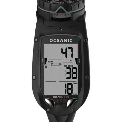 Oceanic Pro Plus 4.0 Pack Dive Computer Compass QD Hose Scuba 04.1084.07