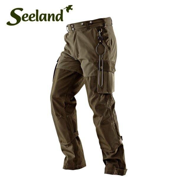 Seeland Marsh Trousers - Shaded Olive Grün (Hunting Hiking)