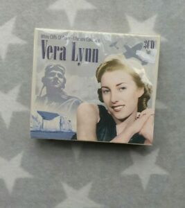 Vera-Lynn-034-White-Cliffs-Of-Dover-Ultimate-Collection-034-3CD-Set-NEW-SEALED-Best-Of