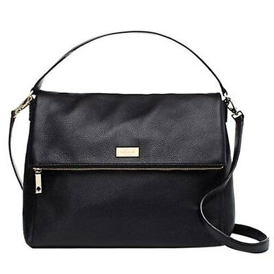 Kate Spade Bag WKRU2916 Highland Place Medium Maria Black Agsbeagle