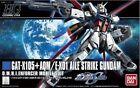 Bandai Model Kit HG GAT-X105+AQM/E-X01 Aile Strike 1/144 Bandai High Grade