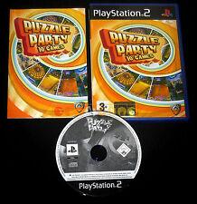 PUZZLE PARTY 10 GAMES Ps2 Versione Ufficiale Italiana ••••• COMPLETO