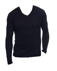 100 V Balldiri Nachtblau Cashmere Maskulin ausschnitt Xxl Duvet Pullover Herren vAg7gdqw