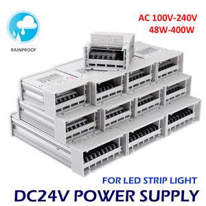 DC12V-24V-12W-600W-LED-Switching-Driver-Transformer-Power-Supply-Strip-Light