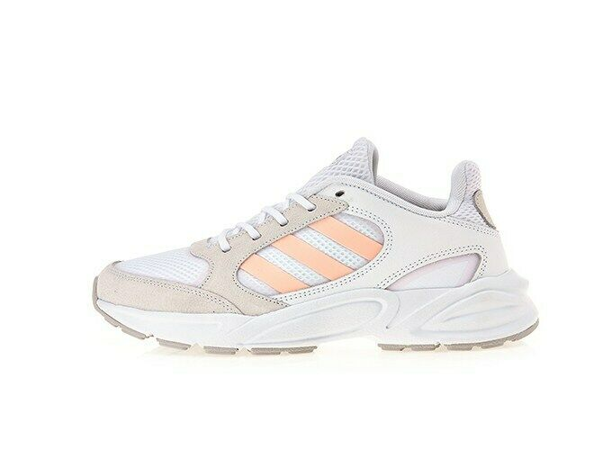 various colors 2298b 1e58d  Adidas  EG1487 90s Balance Men Women Running shoes shoes shoes Sneakers  White 60fced