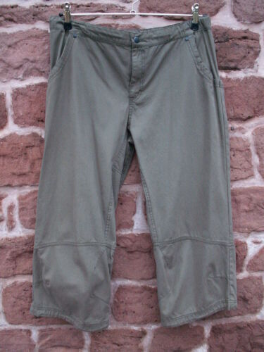 Lost Arrow Kletterhose 3/4 Pant Gr XL olive
