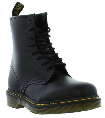 New Dr Martens Boots 1460 Smooth Mens Womens Ankle Boots Ladies Size UK 4-14