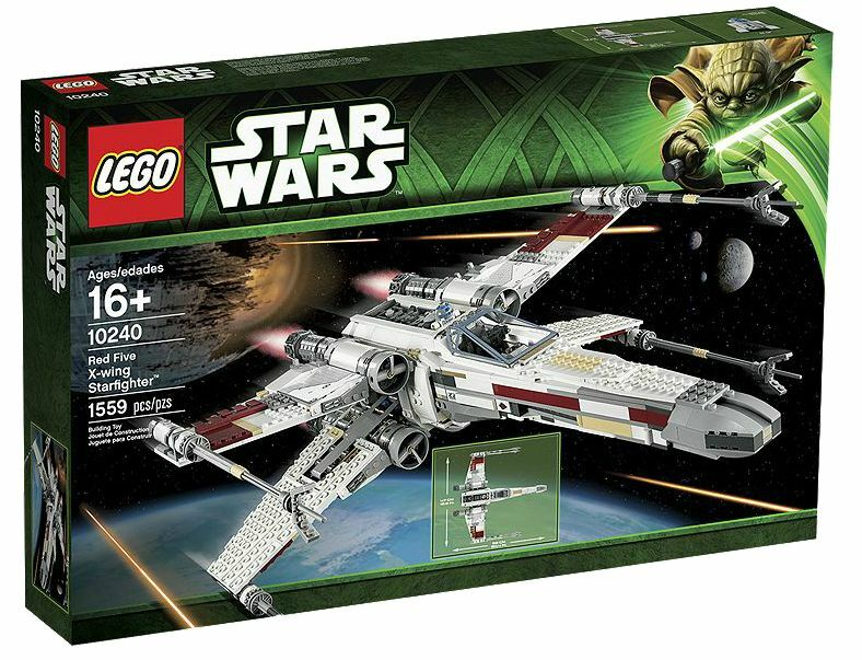 Lego ® Star Wars ™ 10240 rojo Five X-Wing Starfighter ™ nuevo a +++ _ New misb NRFB a +++