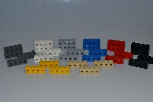 LEGO 8x Stein 1x1  mit 2 Noppen gegenüber 47905 FARBAUSWAHL