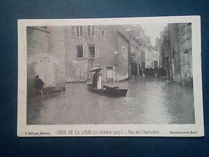 L065-CPA-Orleans-Loiret-Crue-de-la-Loire-Rue-des-Charretiers-1907