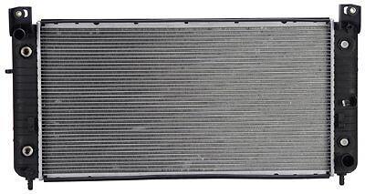 "Radiator for 2001 GMC Sierra 2500 HD 6.0L-34/"" BETWEEN TANKS-W//ENGINE OIL COOLER"