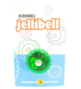 GREEN-MIRRYCLE-BICYCLE-BIKE-JELLIBELL-JELLY-BELL-ROTATING-FREE-SHIPPING