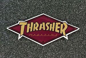 Thrasher-Diamond-Logo-Skateboard-sticker-4in-burgundy-si