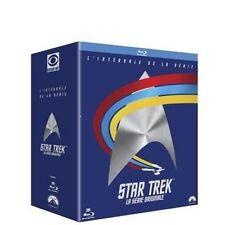STAR TREK -- L'INTÉGRALE REMASTÉRISÉE EN BLU-RAY --  NEUF SOUS BLISTER