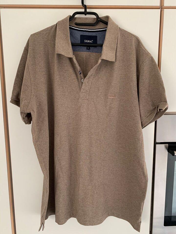 Polo t-shirt, Signal, str. XXL