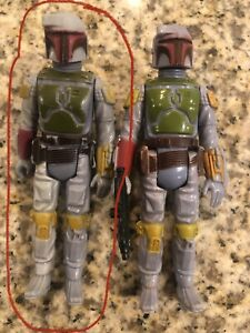 VINTAGE-STAR-WARS-DROIDS-BOBA-FETT-1985-MULTICOLOR-LIMBS-amp-LIGHTBLUE-PACK