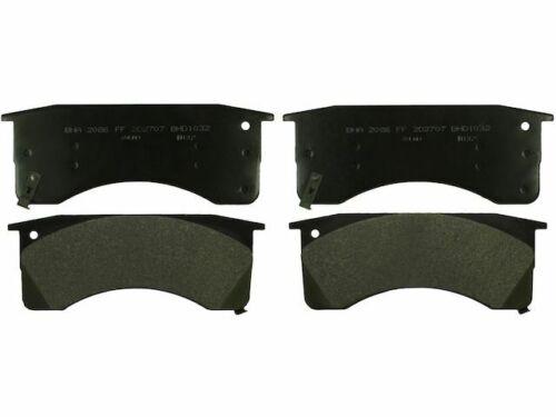 Brake Pad Set P899DB for Isuzu FTR FVR FXR HTR HVR 2003 2004 2005 2006 2007 2008