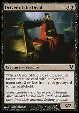 MTG 4x DRIVER OF THE DEAD - AURIGA DEI MORTI - AVR - MAGIC